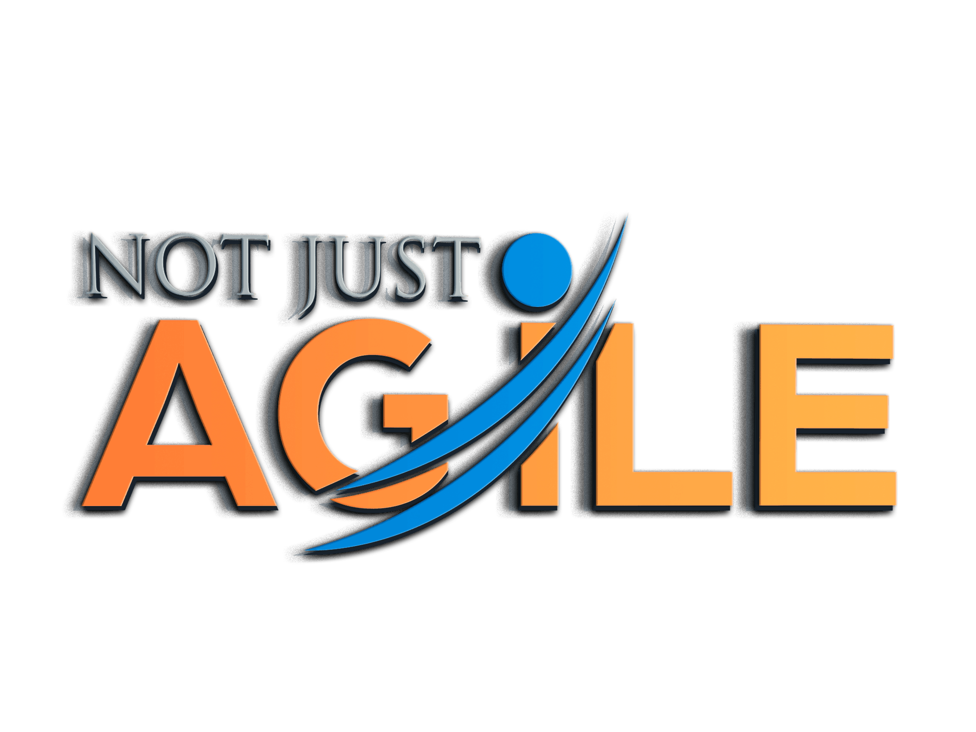 Not Just Agile logo